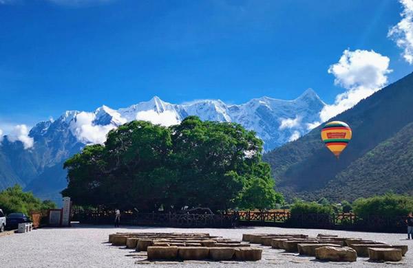 观星空、玩转巴松措、游览雅鲁藏布大峡谷, 11月17日工布新年就这么过